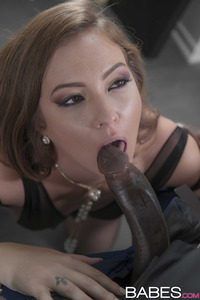 Maddy OReilly Wants Big Black Cock