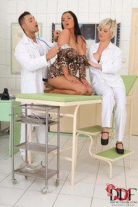 Jasmine Black and Sandra Boobies