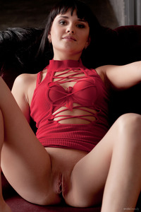 Nice Amateur Teen Shows Gorgeous Youthful Body