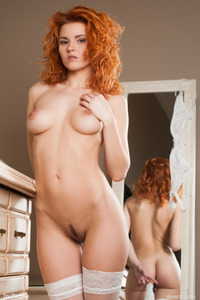 RADA P. So Fucking Hot Redhead