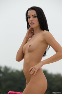 One The Greatest Nude Models Sapphira