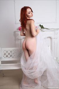 Hot Redhead Zhanna