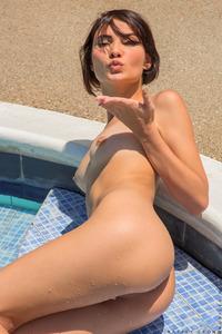 Hot Bikini Teen Nataly Leon