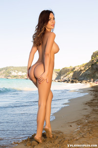 Adrienn Levai Hitting The Nude Beach