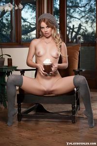 Alana Wolfe Nude Winter Holiday