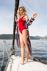 Playboy Supermodels On Boats