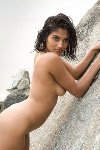 Fantastic Nude Chick Angel Constance