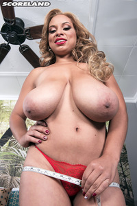 Shara Lopez Wants To Know Size Of Her Nice Natural Tits