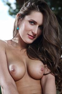 Hot Young Brunette Elina