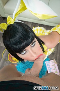 Jessica Jaymes Easter Blowjob Session
