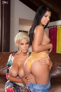 Bridgette B And Gina Valentina