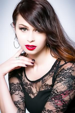 Sexy And Pale Vera Drake