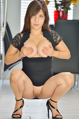 Stacey In Sexy One In Black