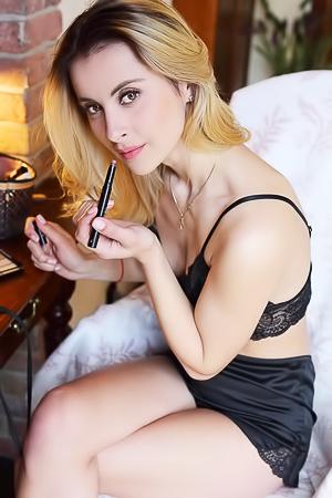 Sexy Blonde Russian Babe Juck