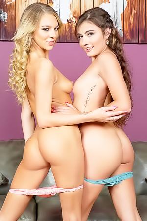 Two Lesbian Girls