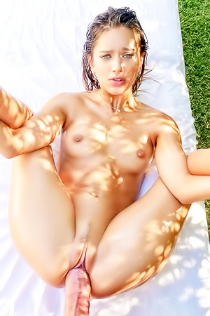 Slip And Slide Creampie