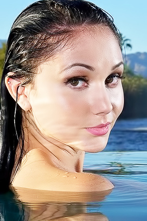 Ariana Marie in bikini
