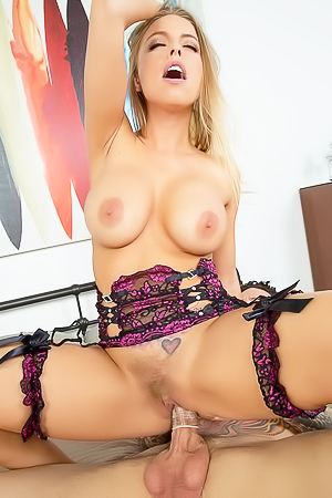 Banging Busty Britney picture gallery