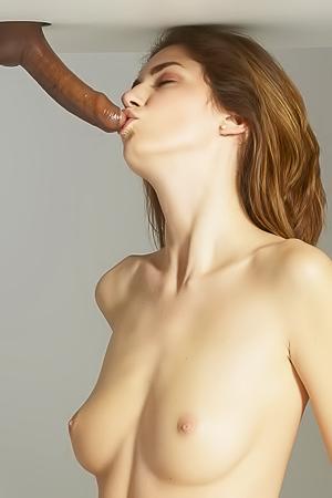 Hot Model Charlotta Penis Teasing