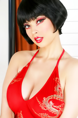Tera Patrick As A Japanese