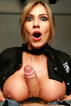 Esperanza Gomez Enjoys A Big Cock