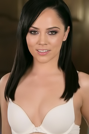 Kristina Rose Strip Off Bra And Panties