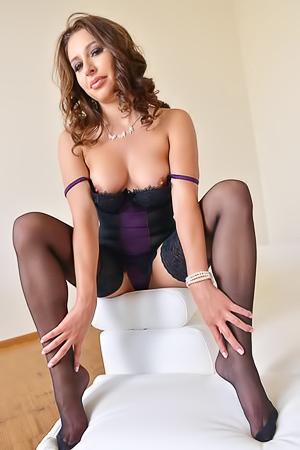Ally Breelsen Long Legged Russian Beauty