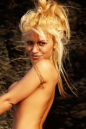 Netherlands Model Vera Dimova