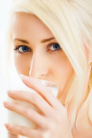 Janelle B In Milk Me