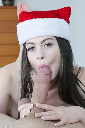 Naughty Christmas Present porn pic gallery