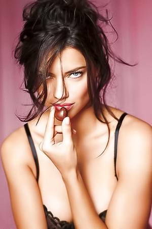 Adriana Lima Is The Best Brazilian Supermodel